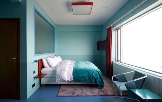 REYKJAVIK: L'hôtel Oddsson en Islande