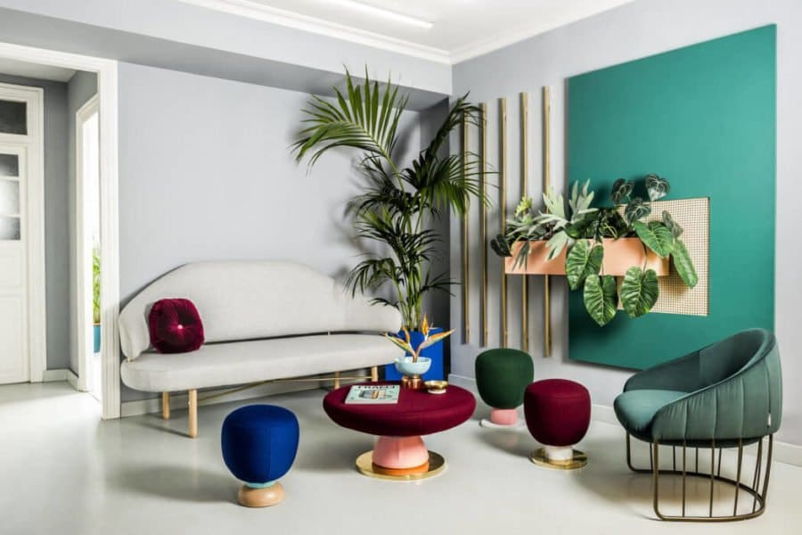 GET THE LOOK # 1 – Masquespacio Design Studio