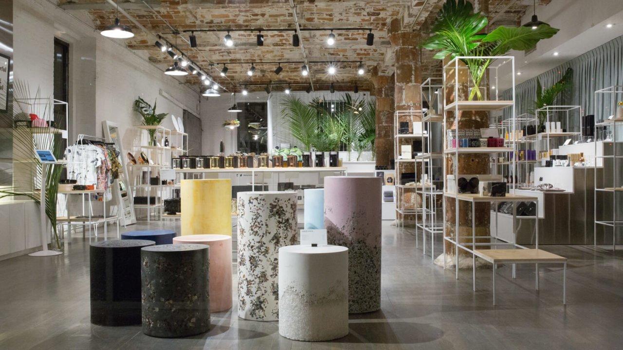 Le nouveau Concept-Store de AHA