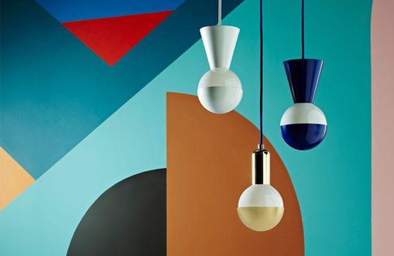 tendances color block design architecture d'intérieur