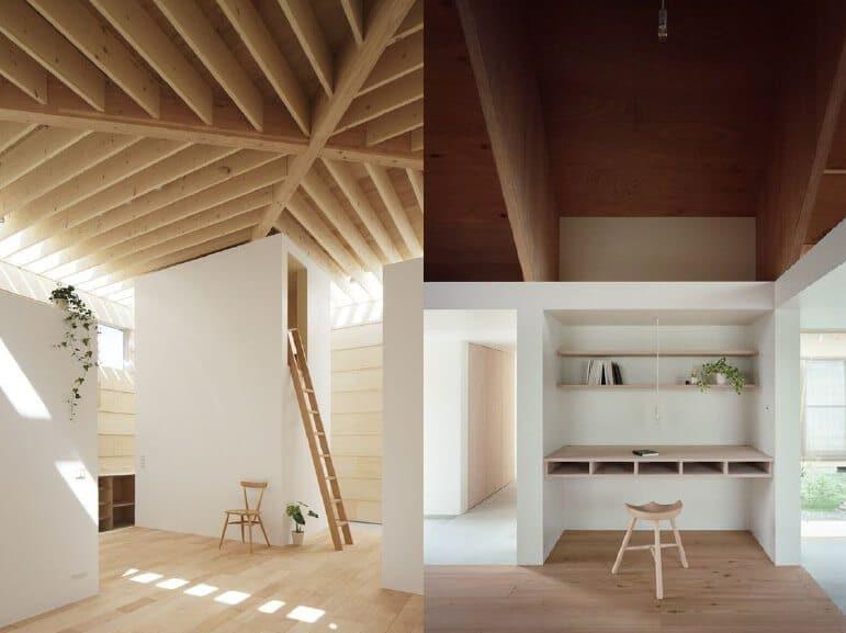 inspiration architectes japonais couleurs matieres