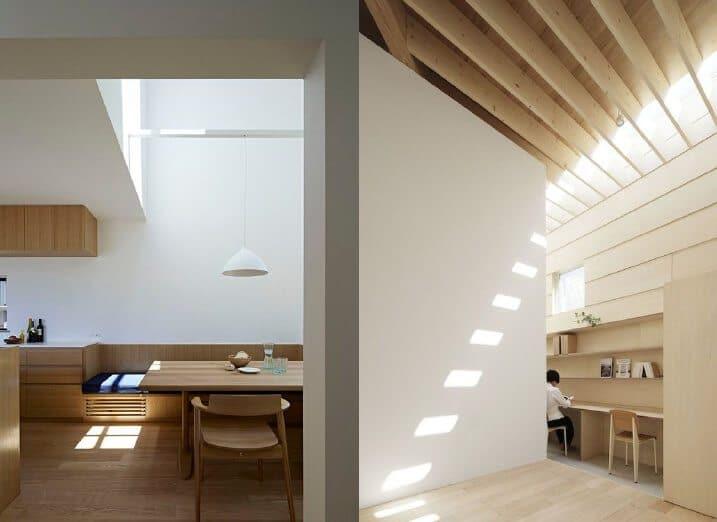 inspiration architectes japonais lumière