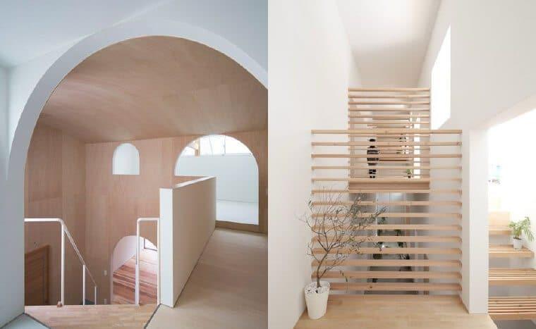 inspiration architectes japonais lignes