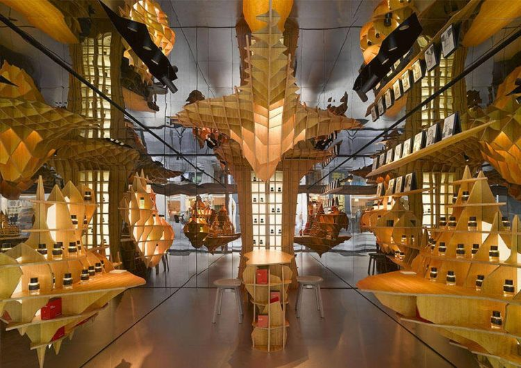 What you do not know about Frédéric Malle's stores