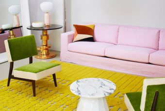 GET THE LOOK # 5 - The India Mahdavi style