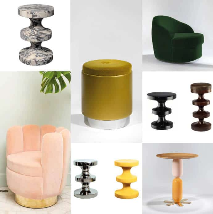 get the look india mahdavi designer mobilier huskdesignblog