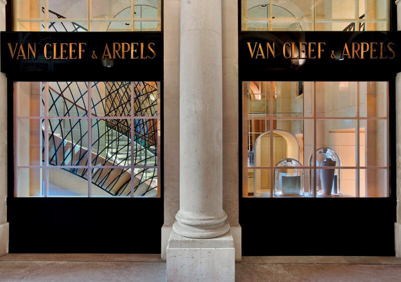 jouin manku boutique van cleef and arpels place vendôme