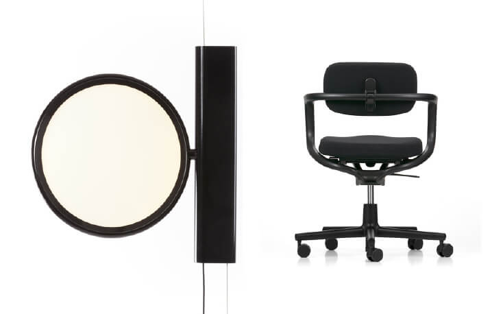 konstantin grcic designer OK lamp flos traffic chair magis
