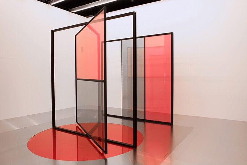 architecture d'intérieur installation biennale interieur studio dessuant bone