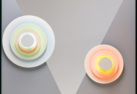 lighting marset new collection 2016 concentric rob zinn