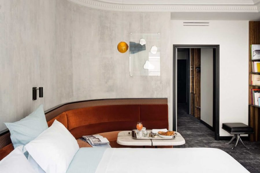 GET THE LOOK # 6 - Like a room at the hotel Les Bains Paris