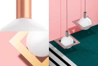 SUPREMATIC LAMPS: Straight from Space