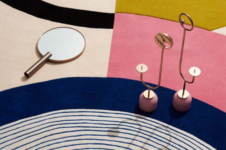 PRODUCTS: Off the Moon and Paris-Memphis, by Maison Dada