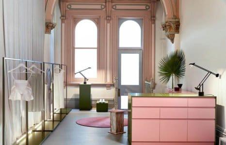 MELBOURNE: Flack Studio crée la boutique de Monk House Design