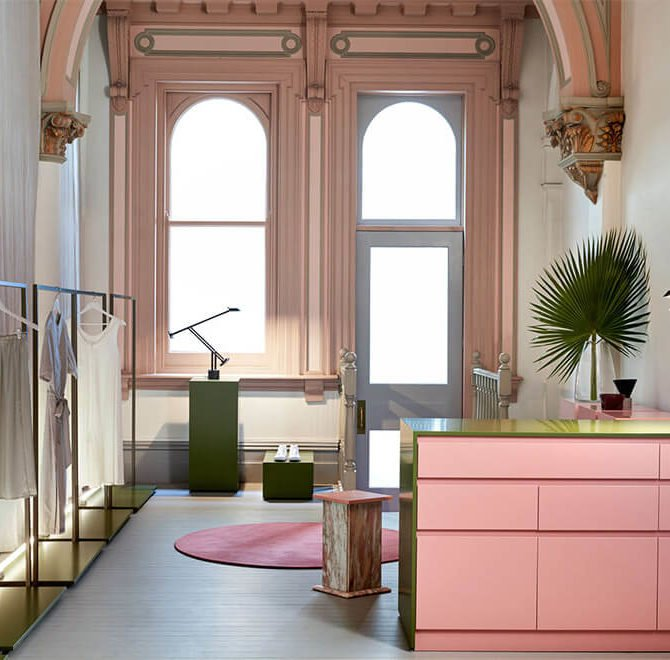 monk house design store flack studio melbourne