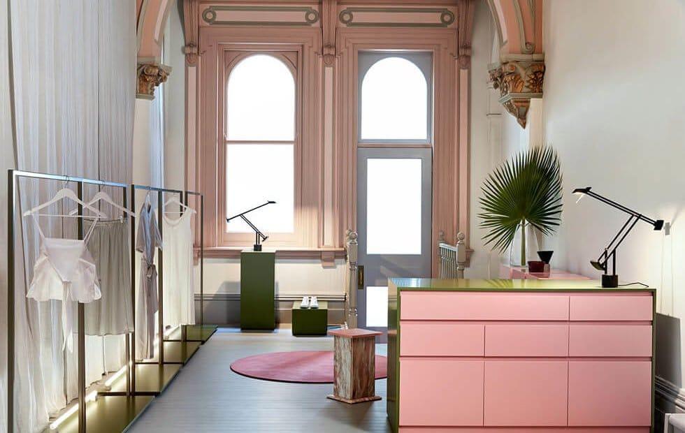 MELBOURNE: Flack Studio creates Monk House Design store