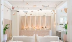 SINGAPOUR: Odette, élu Meilleur Restaurant des Wallpaper* Design Awards