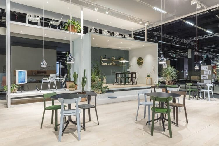 imm cologne 2017 stand vitra