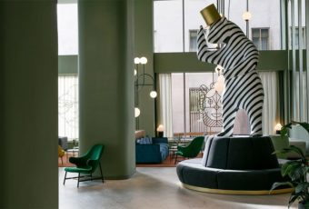 GET THE LOOK # 7 – L'hôtel Barcelo Torre de Madrid par Jaime Hayon