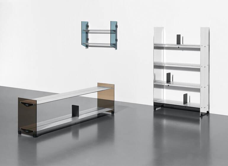 the bill shelves family vincent dechelette designer