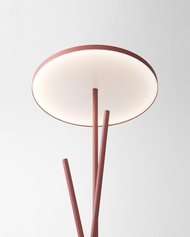 stockholm furniture & light fair 2017 sélection tendance knauf and brown belcarra floor light
