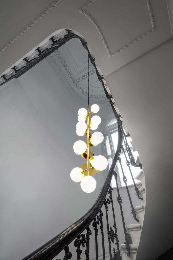 stockholm furniture & light fair 2017 sélection tendance tom dixon plane chandelier
