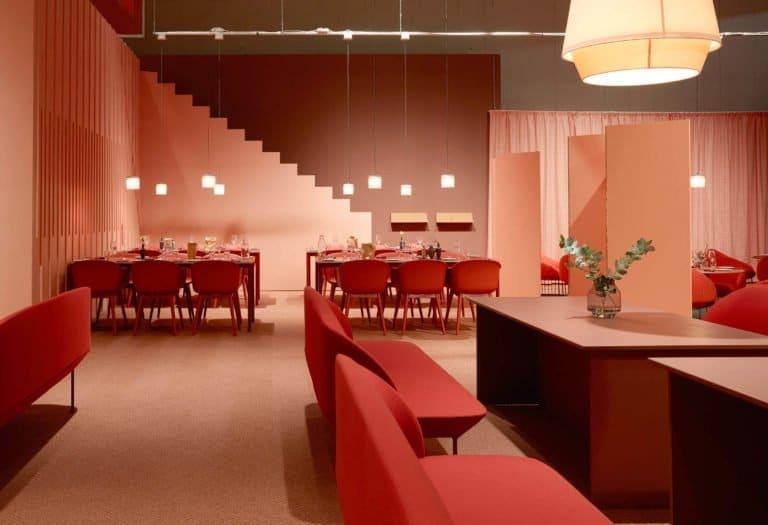 tendance dark interiors the design bar note design studio stockholm design week