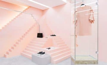 TREND: The pink color in retail