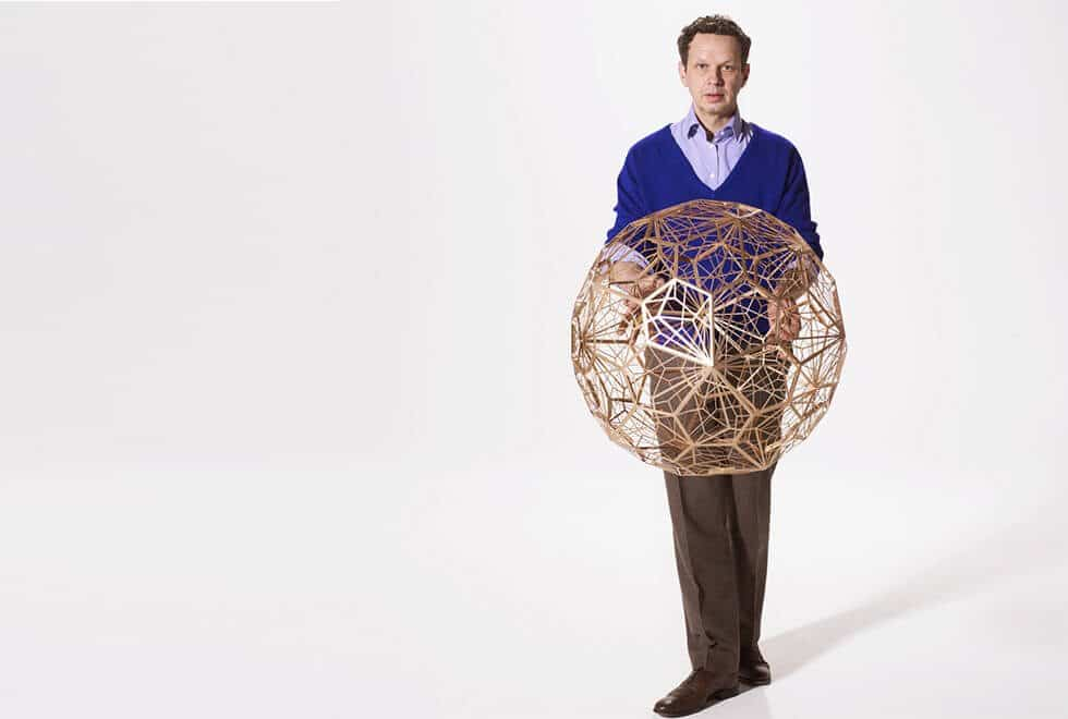 TOM DIXON: Le design au coeur