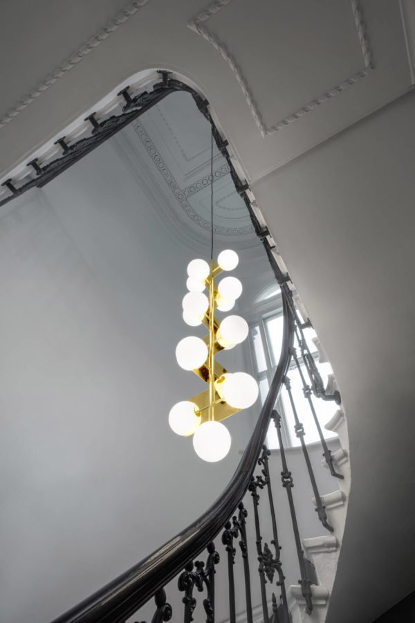 Tom Dixon, Plane chandelier collection