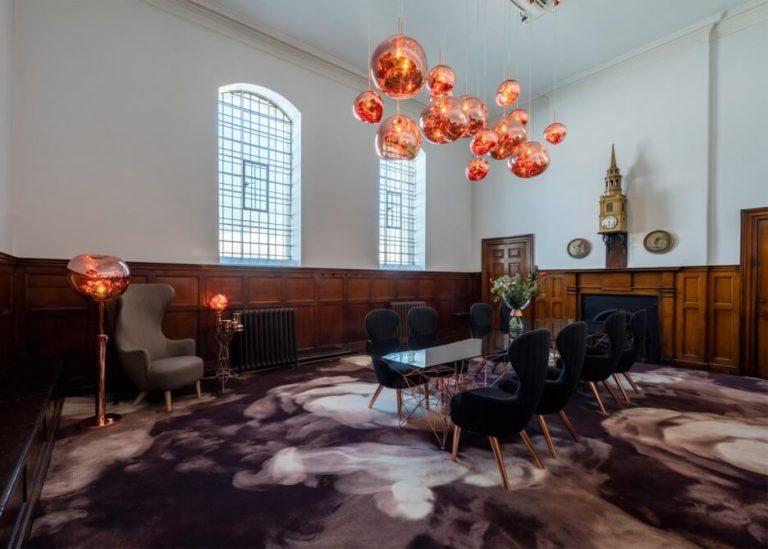 Tom Dixon, The church, Clerkenwell Design Week, London