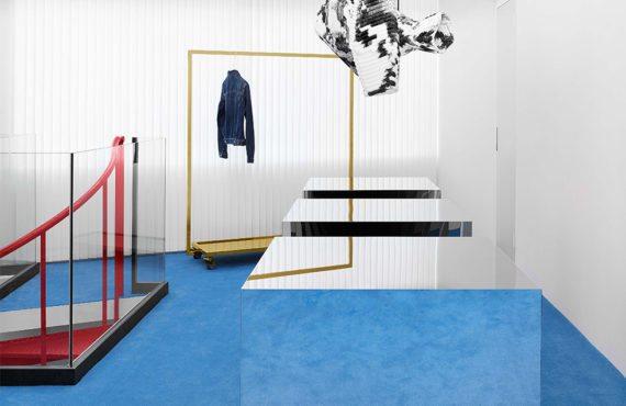 Acne Studios, Blå Konst, Tokyo