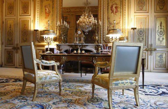 Bureau du Président de la République Française - Elysée