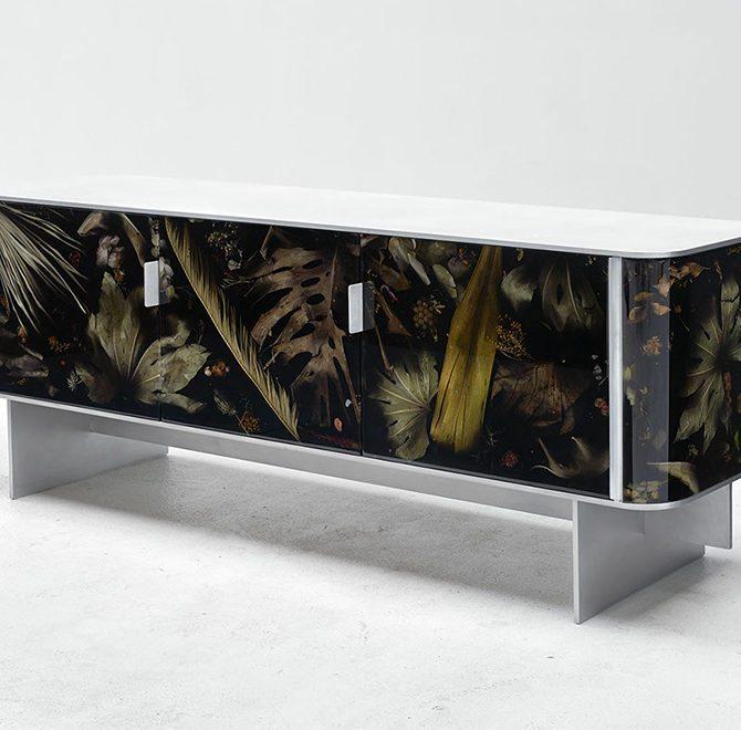 NYCxDesign, Flora Noir de Marcin Rusak