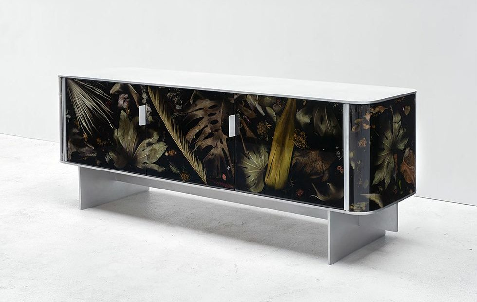 NYCxDesign: Marcin Rusak présente la collection Flora Noir