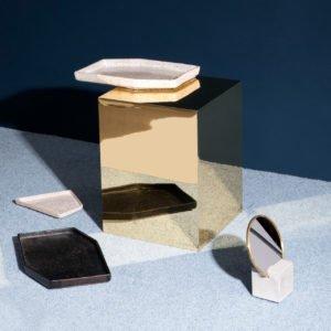 Surfaces réfléchissantes: Slash Objects, Sight Unseen Offsite 2017