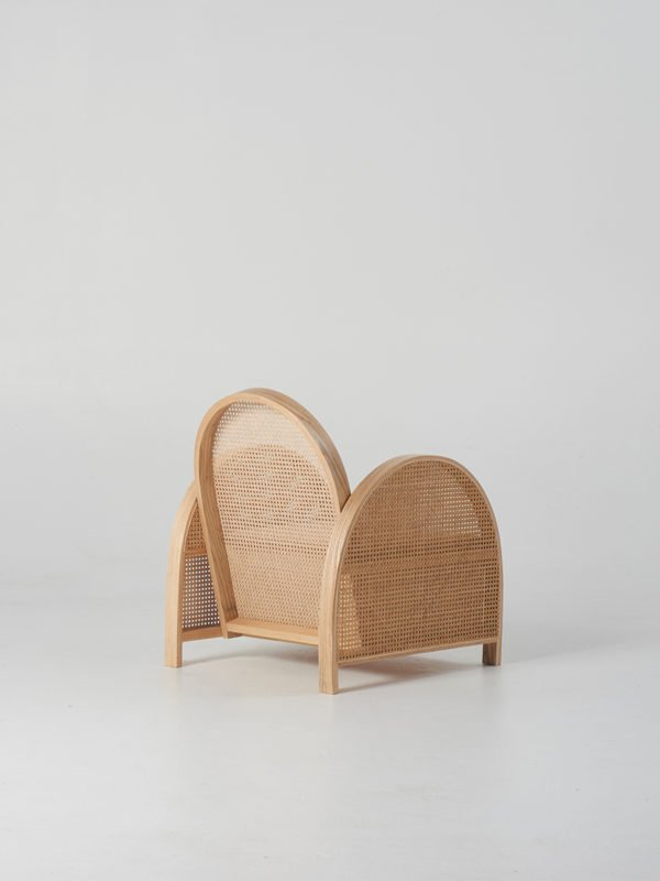 Design, wood, Arch Chair, Douglas and Bec