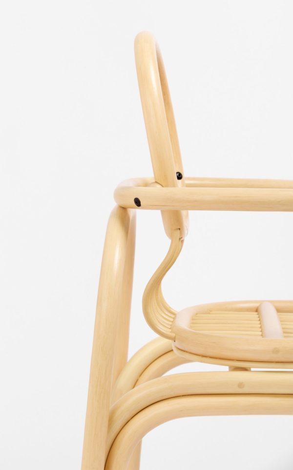 Design, wood, chair Andrea Mestre, Gandia
