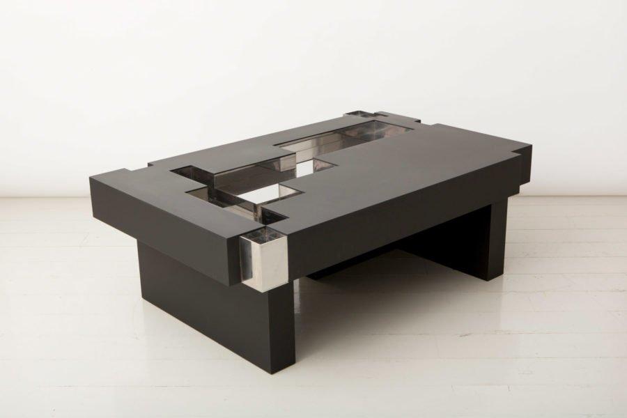 DesignMiami/ Basel 2017, ammann//gallery, studio nucleo, Iron Age Coffee Table