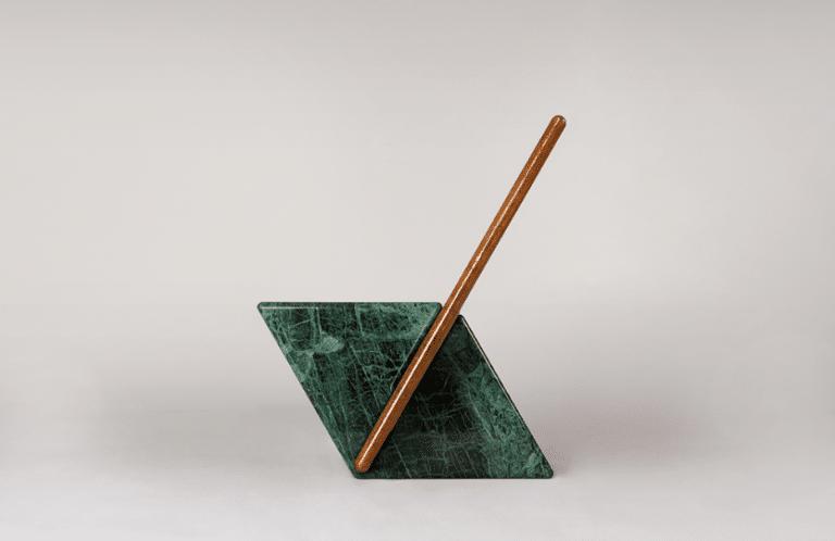 DesignMiami/ Basel 2017, Galerie Fumi, the Fonteyn chair, Brooksbank & Collins