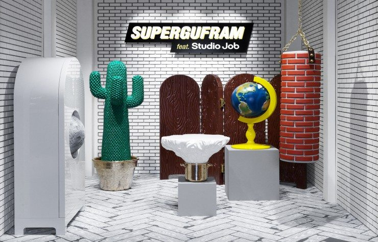 DesignMiami/ Basel 2017, Supergufram presents Studio Job