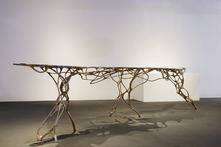 DesignMiami/ Basel 2017, Galerie Maria Wettergren, Large Growth Table