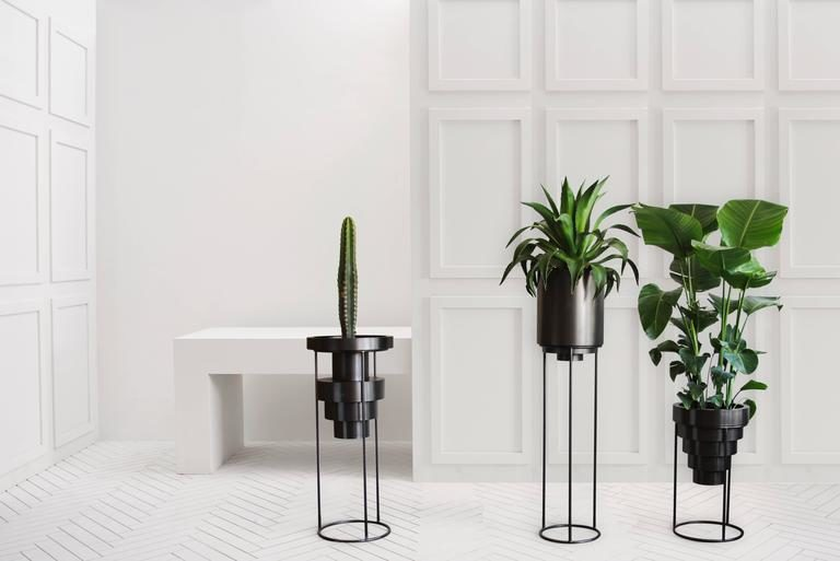 Design végétal, Anna Karlin Layered Planters