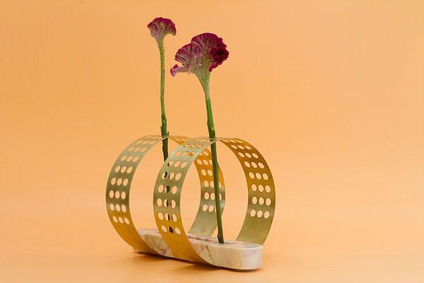 Design végétal, Omer Polak, Ikebana Vases