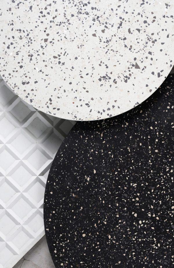 Design, Architecture d'intérieur, Noir et Blanc - Ceramics Bentu Design