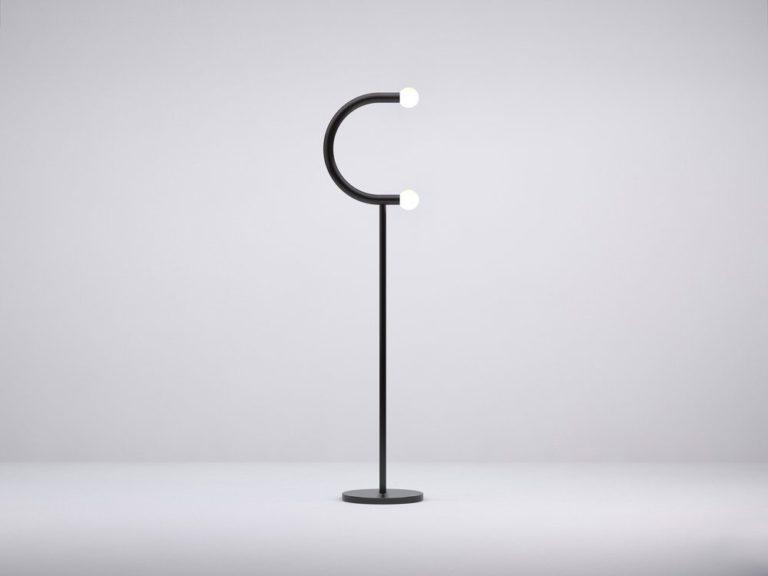 Cinq nouveaux luminaires minimalistes 2017 | Bower, C Floorlamp