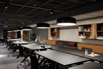 STOCKHOLM: Le style hôtel au bureau, par Koncept Stockholm