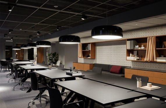 Coworking space, Summit GT30, Koncept Stockholm