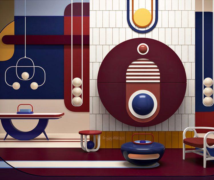 Design, Itten collection, Daria Zinovatnaya