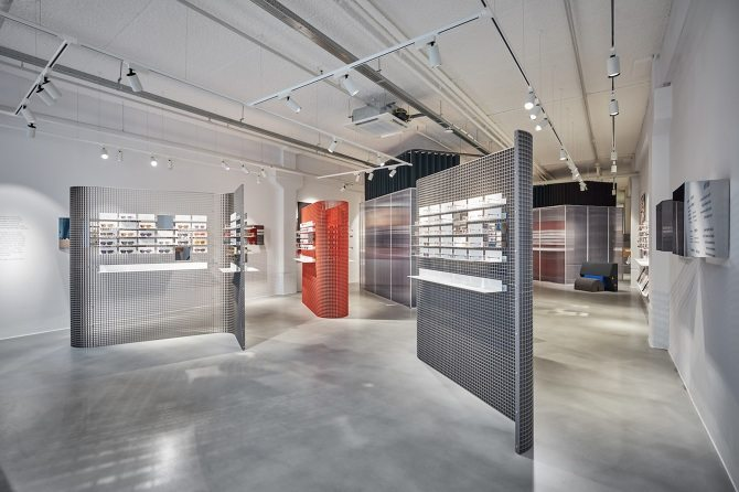 Ace & Tate store, Eindhoven by studio OS and OOS